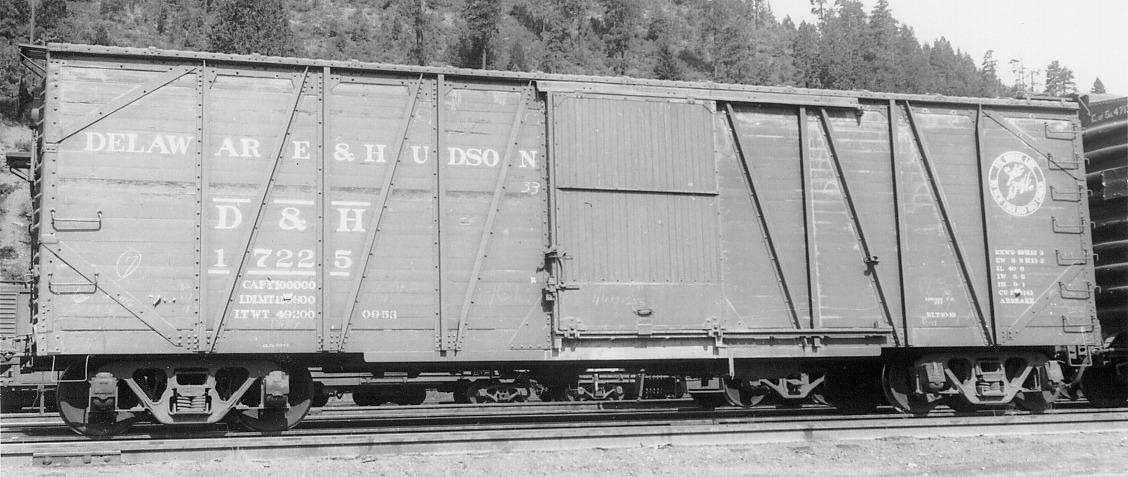 D&H 17225 USRA
