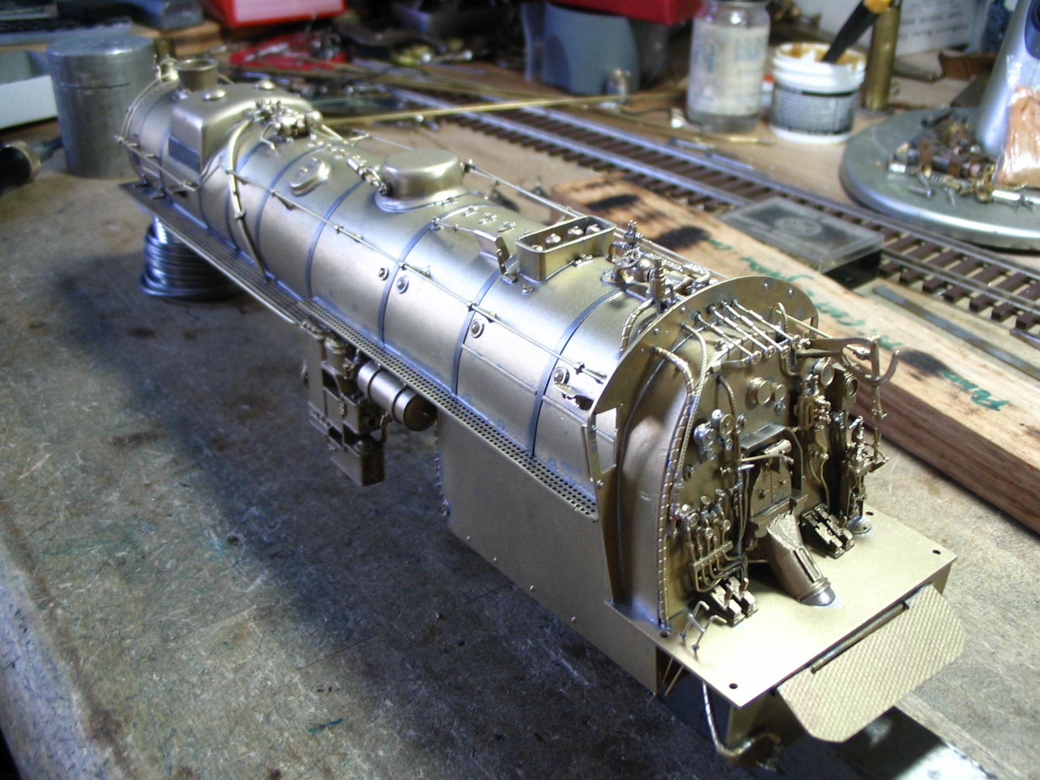 Joe's K-1 Boiler (pre-paint) 007